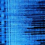 MS-DOS Blue Horizontal