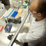 Biological engineering - RDECOM's Advanced Chemistry Laboratory is on the forefront of science
