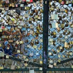 Love padlocks