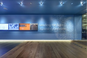 Microsoft Digital Crime Center - Entryway