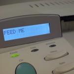 Printer - Feed me